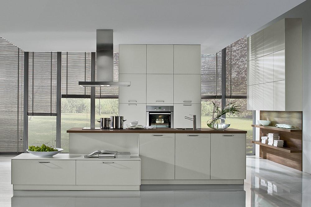 cuisine contemporaine agencement et lectrom nager cuisines rognon besan on. Black Bedroom Furniture Sets. Home Design Ideas