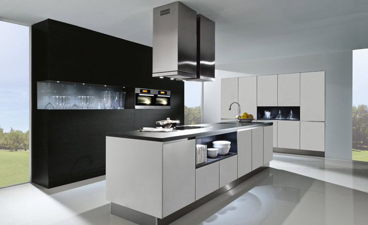 Cuisine contemporaine agencement et lectrom nager - Cuisine contemporaine design ...